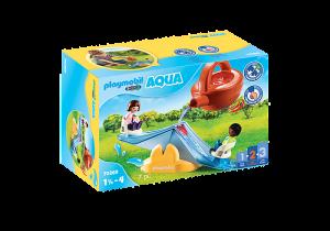 Vodní houpačka s konvičkou (1.2.3) 70269 Playmobil Playmobil