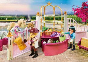 Výuka jízdy na koni 70450 Playmobil Playmobil