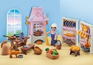 Zámecká kuchyně 9875
