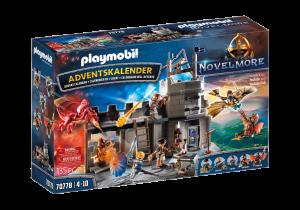 "Adventní kalendář Novelmore ""Dariova dílna"" 70778 Playmobil"