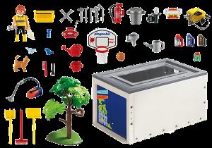 Garáž 4318 Playmobil Playmobil