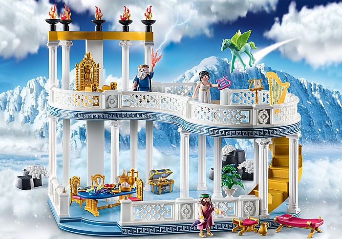 Palác na hoře Olymp 70465 Playmobil Playmobil