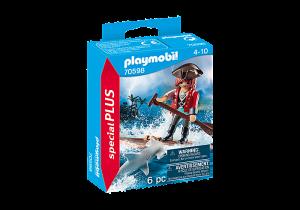 Pirát s vorem a žralokem 70598 Playmobil Playmobil
