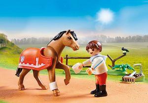 "Poník ""Connemara"" 70516 Playmobil Playmobil"