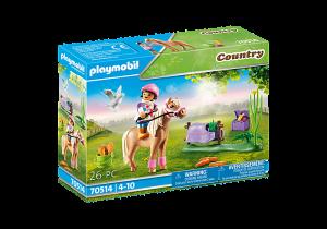 "Poník ""Islanďan"" 70514 Playmobil Playmobil"