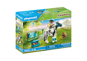 """Poník """"Lewitzer"""" 70515 Playmobil Playmobil"""