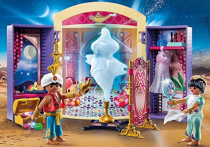 Přenosný box Princezna z Orientu 70508 Playmobil Playmobil