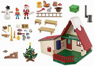 Santův domeček 5976 Playmobil Playmobil
