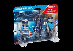 Set figurek Policie 70669 Playmobil Playmobil