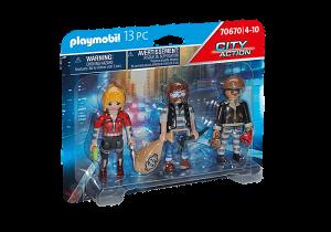 Set figurek Zloději 70670 Playmobil Playmobil