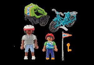 Výlet na kole 70601 Playmobil Playmobil