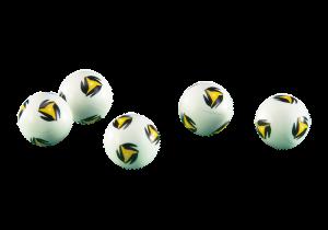 5 fotbalových míčů 6506 Playmobil Playmobil