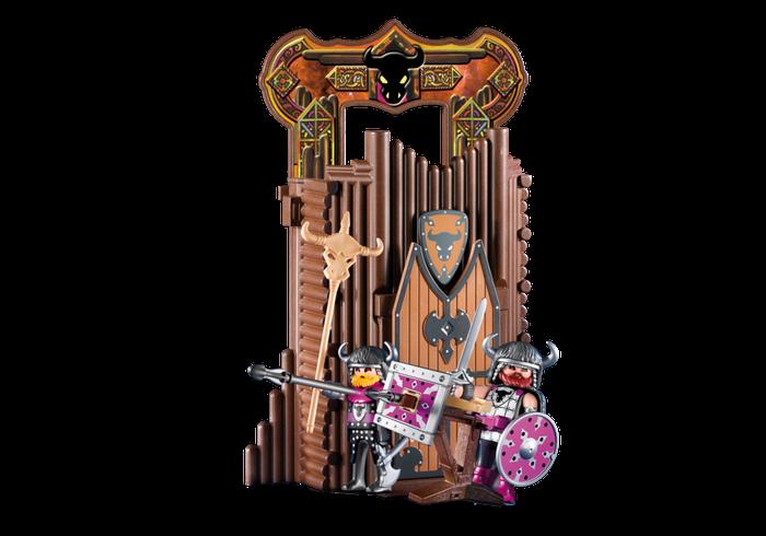 Barbarská pevnost 4774 Playmobil Playmobil