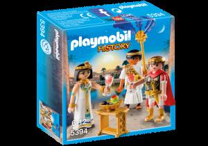 Caesar a Kleopatra 5394 Playmobil Playmobil
