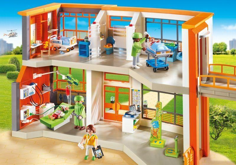 Dětská nemocnice 6657 Playmobil Playmobil