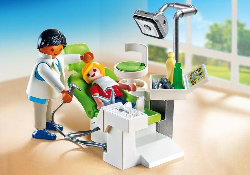 Dětský zubař 6662 Playmobil Playmobil