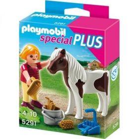 Dívka s poníkem 5291 Playmobil Playmobil