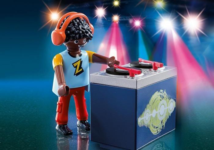 """DJ """"Z"""" 5377 Playmobil Playmobil"""