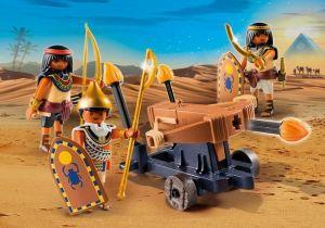 Egypťané s ohnivou balistou 5388