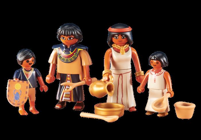 Egyptská rodina 6492 Playmobil Playmobil