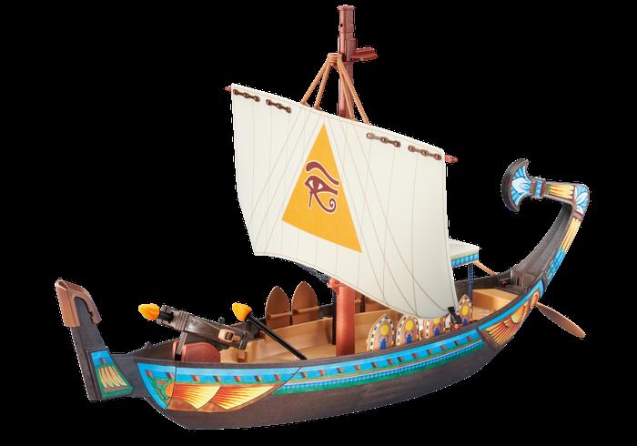 Egyptská válečná loď 6486 Playmobil Playmobil