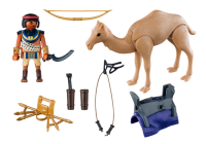 Egyptský bojovník s velbloudem 5389 Playmobil Playmobil