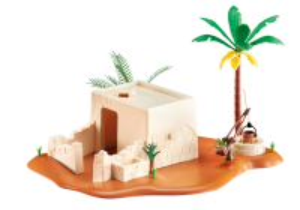 Egyptský dům 6485 Playmobil Playmobil