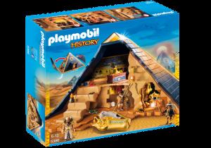 Faraonova pyramida 5386 Playmobil Playmobil