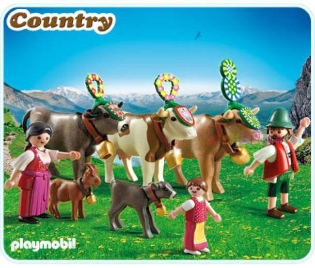 Festival v Alpách 5425 Playmobil Playmobil