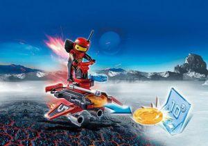 Firebot s odpalovačem 6835