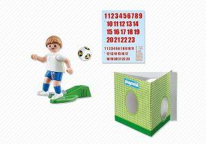 Fotbalista Anglie 6898 Playmobil Playmobil
