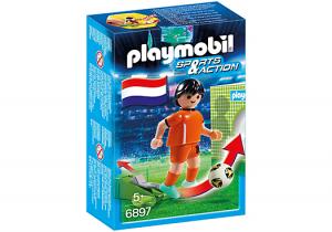 Fotbalista Belgie 6897 Playmobil Playmobil