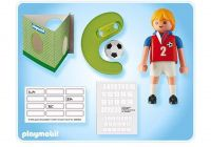 Fotbalista Česko 4722 Playmobil Playmobil