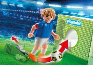 Fotbalista Francie 6894 Playmobil Playmobil