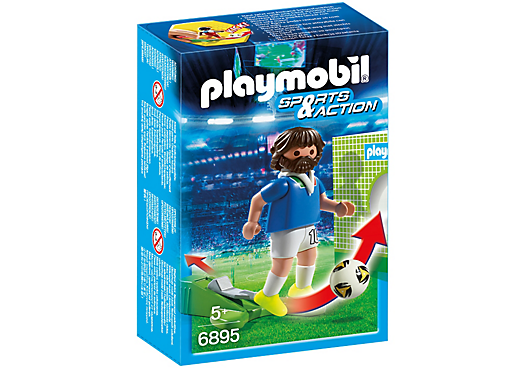 Fotbalista Itálie 6895 Playmobil Playmobil