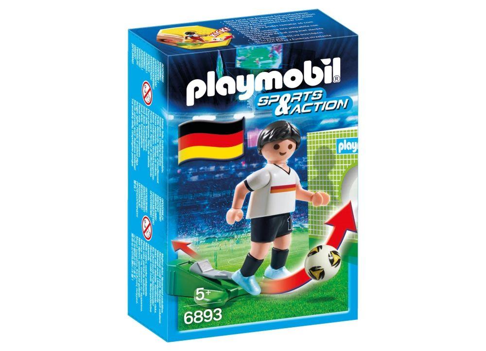 Fotbalista Německa 6893 Playmobil Playmobil