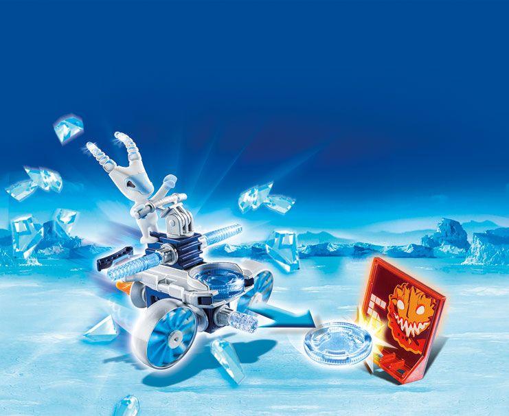 Frosty s odpalovačem 6832 Playmobil Playmobil