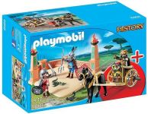 Gladiátorské zápasy 6868 Playmobil Playmobil