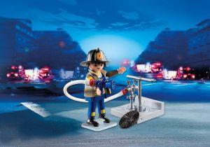 Hasič s hydrantem 4795 Playmobil Playmobil
