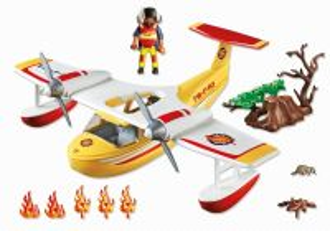 Hasící hydroplán 5560 Playmobil Playmobil