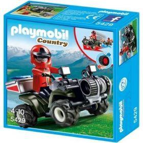Horská čtyřkolka 5429 Playmobil Playmobil