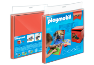 Hrací box - piráti 2v1 80460 Playmobil Playmobil