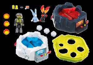 Hry ohně a ledu 6831 Playmobil Playmobil