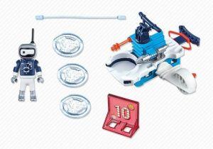 Icebot s odpalovačem 6833 Playmobil Playmobil