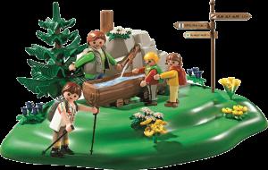Jarní turistika 5424 Playmobil Playmobil