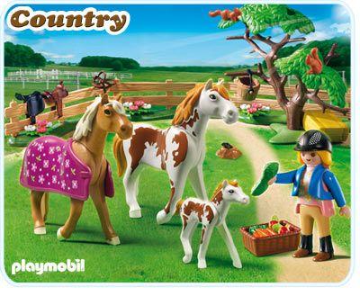 Koňský trénink 5227 Playmobil Playmobil