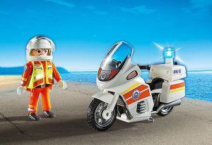 Lékař na motorce 5544 Playmobil Playmobil