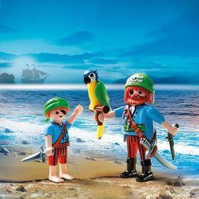 Malý a velký pirát 5164 Playmobil Playmobil