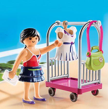 Modelka 4792 Playmobil Playmobil