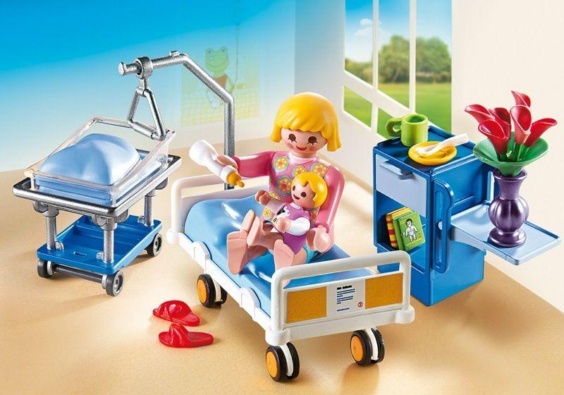 Nemocniční pokoj 6660 Playmobil Playmobil